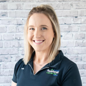 Holly Fasso Physiotherapist