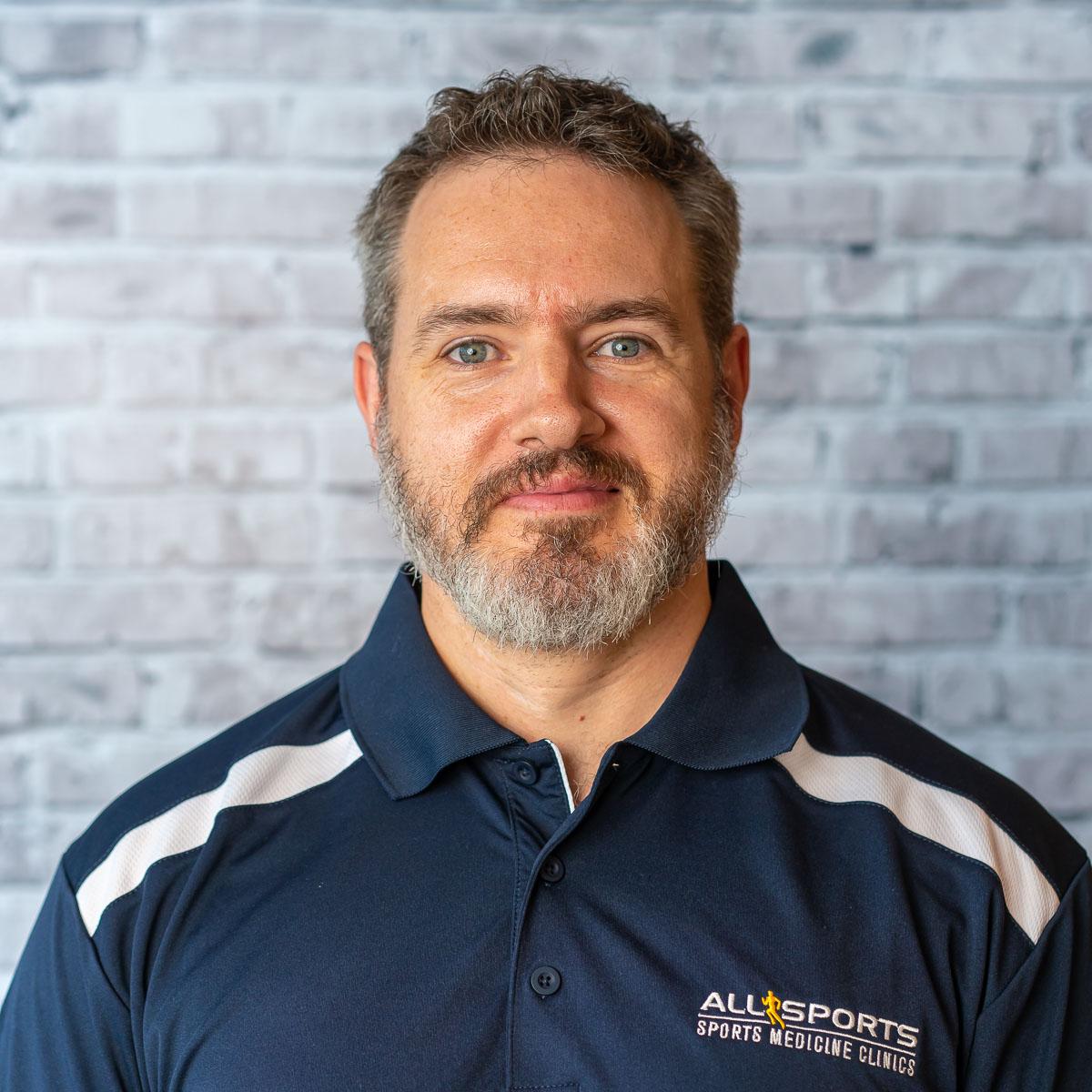 Kris Walker Physiotherapist